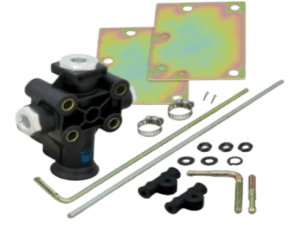 Pacific Levelling Valve With Mount Kit