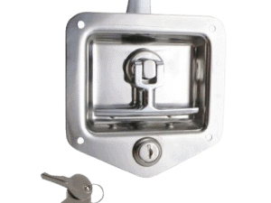 T-LATCH STAINLESS STEEL